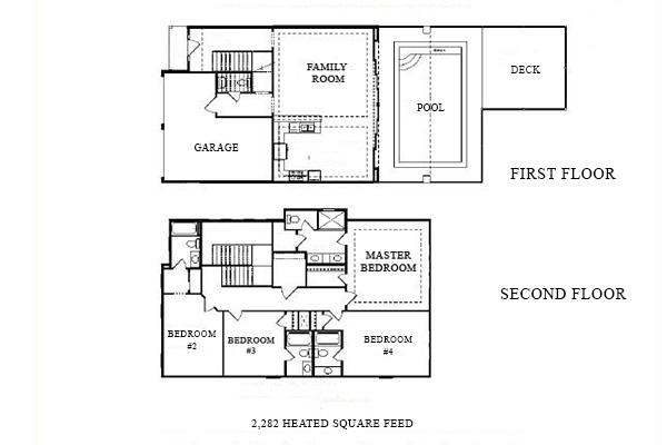 4BDRM House Whitepoint With Pool - Unit 4954 Salt Creek
