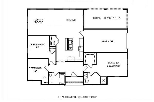 3BDRM House St James - Unit 607R