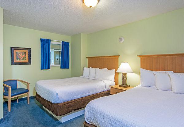 Oceanfront 2 Bedroom Deluxe King Condo