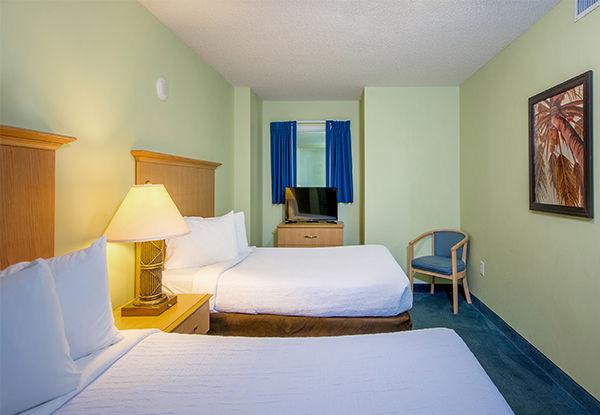 3 Bedroom Deluxe Condo