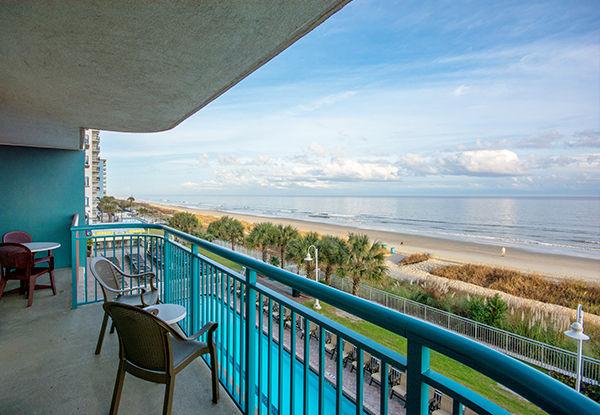 Oceanfront 3 Bedroom Condo